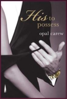 The Seduction - Opal Carew