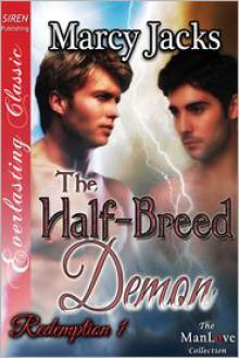 The Half-Breed Demon - Marcy Jacks
