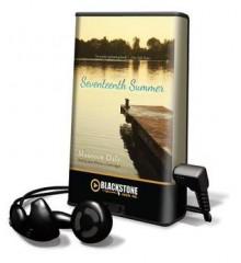 Seventeenth Summer [With Earbuds] - Maureen Daly, Julia Whelan