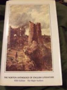 The Norton Anthology of English Literature - M.H. Abrams
