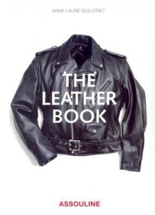 Leather Book - Anne-Laure Quilleriet