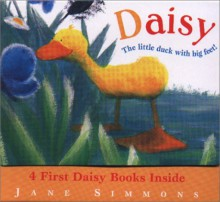 Daisy: The Little Duck with the Big Feet! - Box Set of 4 - Jane Simmons