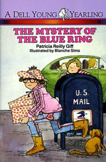 The Mystery of the Blue Ring - Patricia Reilly Giff