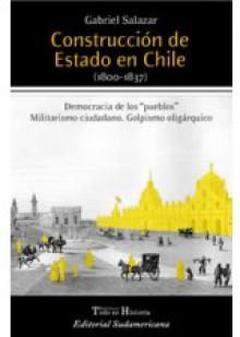 Construcción De Estado En Chile - Gabriel Salazar