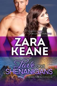 Love and Shenanigans (Ballybeg, #1) - Zara Keane