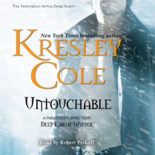 Untouchable (Immortals After Dark #8) - Kresley Cole