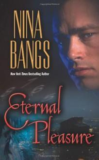 Eternal Pleasure (Gods of the Night, Book 1) (Leisure Paranormal Romance) - Nina Bangs