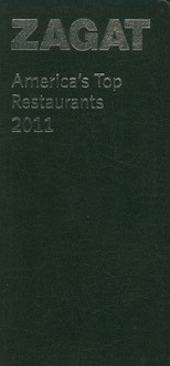 2011 America's Top Restaurants (Leather) - Zagat Survey, Zagat Survey