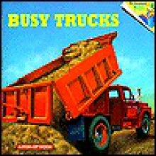 Busy Trucks (Pictureback Pop) - Jim Deesing