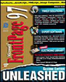 Microsoft FrontPage Unleashed: With CDROM - William R. Stanek