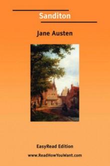 Sanditon [Easyread Edition] - Jane Austen