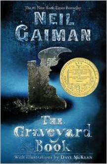 The Graveyard Book -