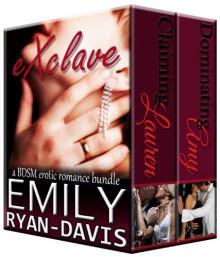 eXclave - a BDSM Erotic Romance BUNDLE - Emily Ryan-Davis