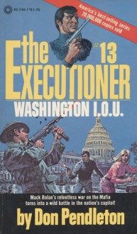 Washington I.O.U. - Don Pendleton
