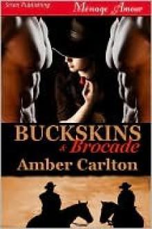 Buckskins and Brocade - Amber Carlton