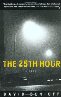 The 25th hour - David Benioff