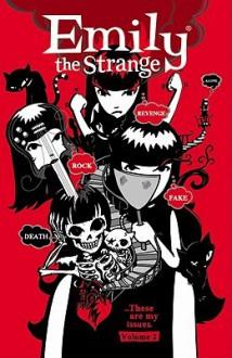 Emily The Strange: Rock. Death. Fake. Revenge. Alone. - Rob Reger, Jessica Gruner, Buzz Parker