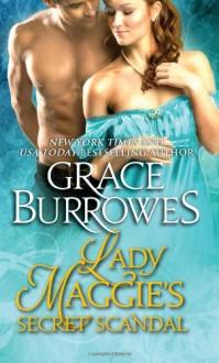 Lady Maggie's Secret Scandal - Grace Burrowes