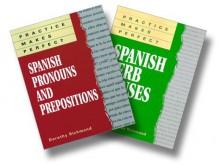 Richmond/Devney Perfect Spanish Verb Tenses, Prepositions And Pronouns Two Book Bundle - Dorothy Richmond, Dorothy Devney