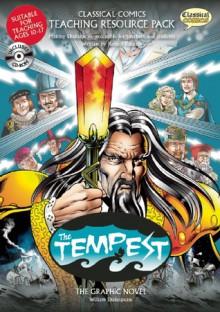 Classical Comics Teaching Resource Pack: The Tempest - Jon Haward, Gary Erskine, Nigel Dobbyn, Clive Bryant