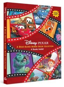 Disney/Pixar Read Aloud Board Book Collection (Read-Aloud Board Book) - Walt Disney Company