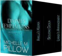 Divinity Temptations (A Divinity Healers Boxed Set) - Michelle M. Pillow