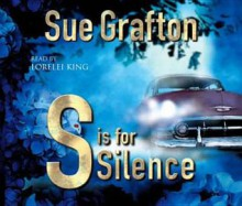 S Is For Silence - Sue Grafton, Judy Kaye