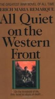All Quiet on the Western Front Publisher: Ballantine Books - Erich Maria Remarque