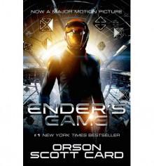 Ender's Game (Movie Tie-In) - Orson Scott Card