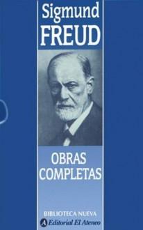 Obras Completas, 25 Tomos - Sigmund Freud