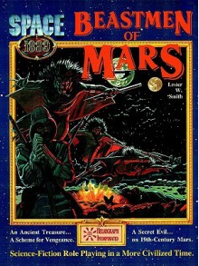 Beastmen of Mars & Canal Priests of Mars - Lester W. Smith, Marcus L. Rowland