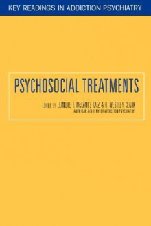 Psychosocial Treatments - McCance-Katz, H. Westley Clark