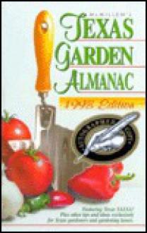 McMillen's Texas Garden Almanac, 98 (McMiuen's Texas Garden Almanac 1998 Edition) - Mike Peters