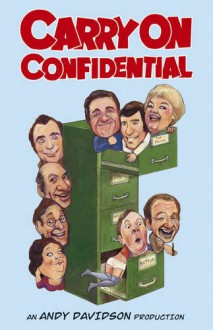 Carry On Confidential - Andy Davidson