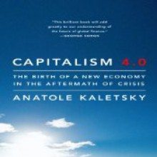 Capitalism 4.0: The Birth of a New Economy in the Aftermath of Crisis (Audio) - Anatole Kaletsky, Scott L. Peterson