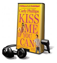 Kiss Me If You Can [With Earbuds] (Other Format) - Carly Phillips, Sherri Slater