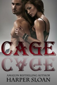 Cage (Corps Security, #2) - Harper Sloan