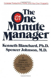 One Minute Mgr 24flca - Kenneth H. Blanchard, Spencer Johnson
