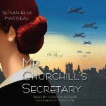 Mr. Churchill's Secretary (Audio) - Wanda,Donada Peters McCaddon,Susan Elia MacNeal,Donada Peters