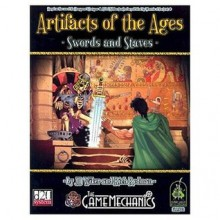 Artifacts of the Ages: Swords and Staves - J.D. Wiker
