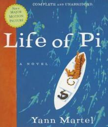 Life of Pi - Yann Martel,Alexander Marshall,Jeff Woodman