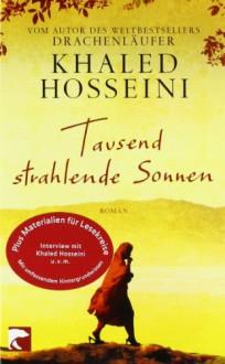 Tausend strahlende Sonnen - Michael Windgassen, Khaled Hosseini