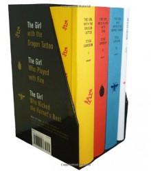 The milennium trilogy - Stieg Larsson
