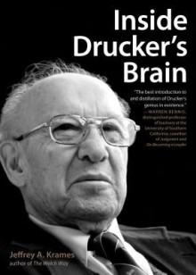 Inside Drucker's Brain (Audio) - Sean Pratt, Jeffrey Krames