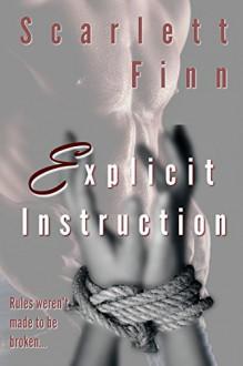 Explicit Instruction - Scarlett Finn