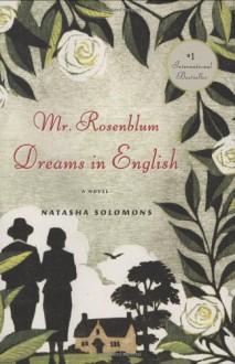 Mr. Rosenblum Dreams in English - Natasha Solomons