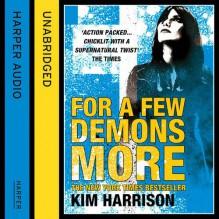 For a Few Demons More - Kim Harrison