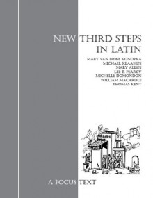 New Third Steps In Latin - Lee Pearcy