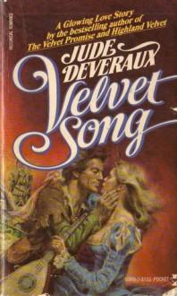 Velvet Song (Montgomery Saga, #3) - Jude Deveraux