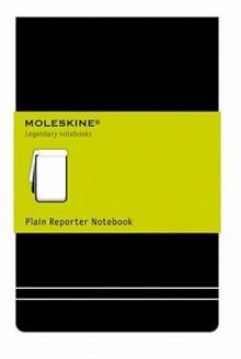 JOURNAL: Plain Reporter Notebook - NOT A BOOK
